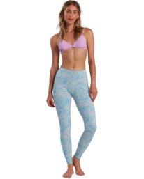 Surf Capsule Skinny Sea Legs - Neoprene Surf Leggings for Women  W41G60BIP1