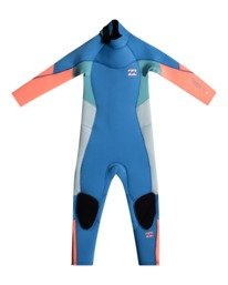 Absolute - 3/2mm Chest Zip GBS Wetsuit for Kids 0 - 8  W43T60BIP1