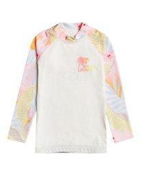 Billie Logo - Long Sleeve UPF 50 Rash Vest for Toddlers  W4TY04BIP1