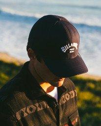 Arch - Stretch Fit Cap for Men  W5CF01BIP1