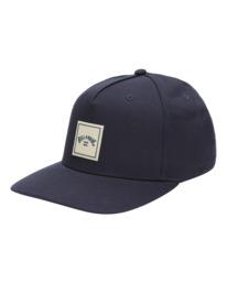 Stacked - Snapback Cap for Men  W5CM08BIP1