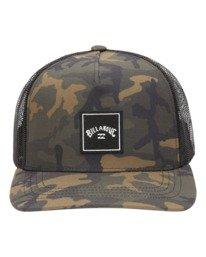 Stacked - Trucker Cap for Men  W5CT04BIP1