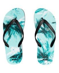 Tides Print - Flip-Flops for Men  W5FF24BIP1