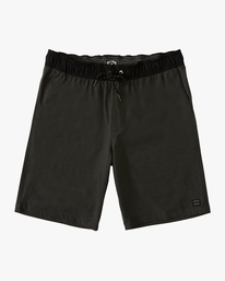 Crossfire Elastic - Recycled Submersible Shorts for Men  X1WK11BIS1