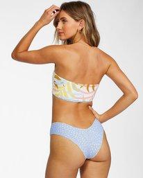 Tropic Jungle Fiji - Reversible Bikini Bottoms for Women  X3SB02BIS1