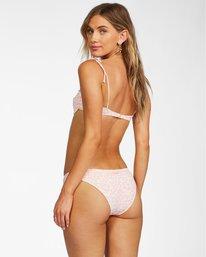 Ditsy Darling Tropic - Recycled Bikini Bottoms for Women  X3SB08BIS1