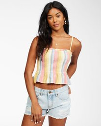 Keep Your Cool - Crop Top for Women  X3TP02BIS1