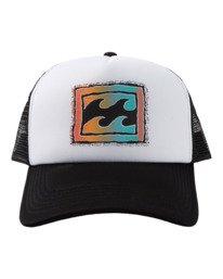 Crayon Wave - Trucker Cap for Men  X5CT01BIS1