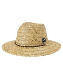 Nomad - Straw Sun Hat for Men  X5HT04BIS1