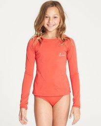 ea30a0dae5 Girl's Rashguards / Surf T's | Billabong