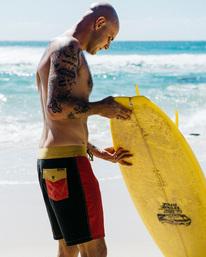 """Wrangler Icons 17"""" - Boardshorts for Men  Z1BS06BIF1"""