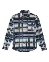 Furnace Flannel - Fleece Shirt for Men  Z1FL47BIF1