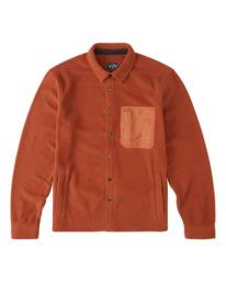 Furnace Explorer - Fleece Shirt for Men  Z1FL56BIF1