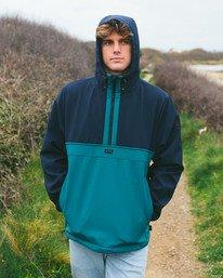 Boundary - Water Repellent Jacket for Men  Z1JK33BIF1