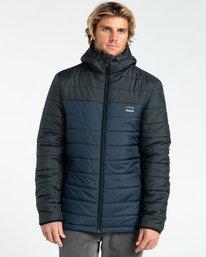 Surf Check Puffer - Puffer Jacket for Men  Z1JK37BIF1
