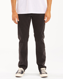 73 - Straight Leg Jeans for Men  Z1PN12BIF1