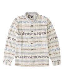 Offshore - Flannel Shirt for Men  Z1SH38BIF1