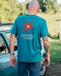Wrangler Day Light - T-Shirt for Men  Z1SS03BIF1