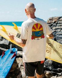Wrangler Saguaro - T-Shirt for Men  Z1SS12BIF1