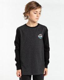 Montana - Long Sleeve T-Shirt for Boys  Z2LS11BIF1