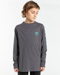 Unity - Long Sleeve T-Shirt for Boys  Z2LS12BIF1