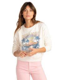 Island 73 - Cropped Sweatshirt for Women  Z3CR12BIF1