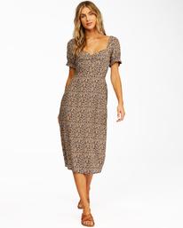 Love Letters - Midi Dress for Women  Z3DR22BIF1
