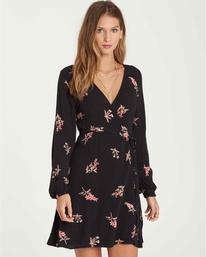 Good Feeling - Wrap Dress for Women  Z3DR34BIF1
