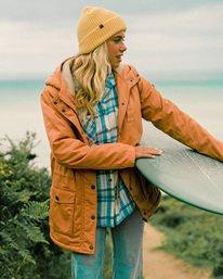 Facil Iti - Water-Repellent Parka Jacket for Women  Z3JK03BIF1