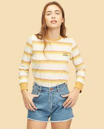 Wrangler Going Retro - Long Sleeve T-Shirt for Women  Z3KT08BIF1