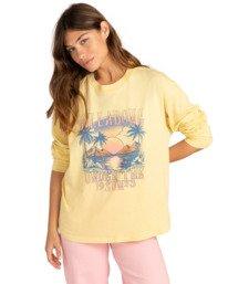 Off To The Beach - Long Sleeve T-Shirt for Women  Z3LS06BIF1