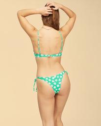 Wrangler Goin Green Tie Side Isla - Skimpy Coverage Bikini Bottoms for Women  Z3SB11BIF1
