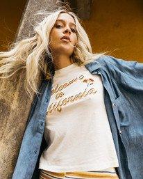 California - T-Shirt for Women  Z3SS20BIF1