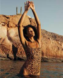 Hidden Wild - One-Piece Swimsuit for Women  Z3SW07BIF1