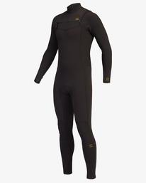 4/3mm Revolution - Chest Zip Wetsuit for Men  Z44M15BIF1