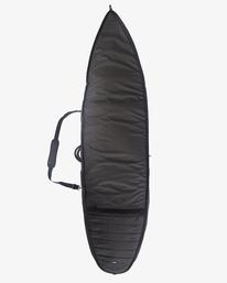 "ADIV Convertible 6'4"" - Wheeled Triple Coffin Surfboard Bag for Men  Z4BD13BIMU"