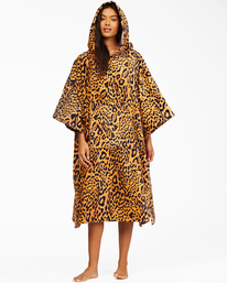 Womens - Hooded Towel for Women  Z4BR40BIF1