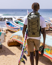 Surftrek Storm 40 L - Wet/Dry Surf Bag for Men  Z5BP13BIF1