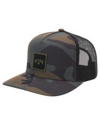 Stacked - Trucker Cap for Men  Z5CT08BIF1