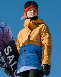Passage Anorak - Snowboard/Ski Jacket for Women  Z6JF21BIF1