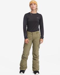 Nela - Snowboard/Ski Pants for Women  Z6PF10BIF1