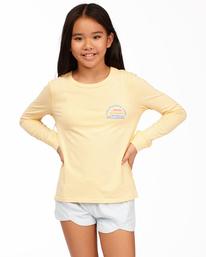 California Love - Long Sleeve T-Shirt for Teen Girls  Z8LS03BIF1
