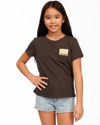 Wildflowers - T-Shirt for Teen Girls  Z8SS03BIF1