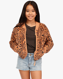 Wild - Fleece for Teen Girls  Z8WA01BIF1
