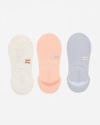Core No Show - Invisible Socks for Women  Z9SO01BIF1