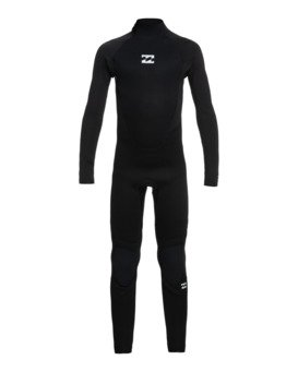 Intruder 3/2mm B Intruder Bz GBS - Back Zip Wetsuit for Boys  043B18BIP0