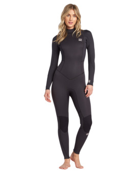 Launch 3/2mm Bz GBS - Back Zip Wetsuit for Women  043G18BIP0
