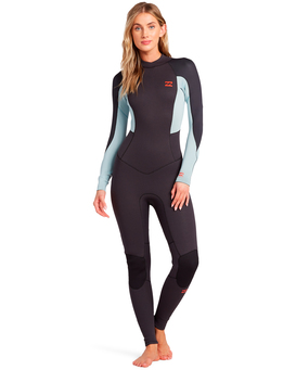 3/2mm Synergy - Back Zip Wetsuit for Women  043G19BIP1