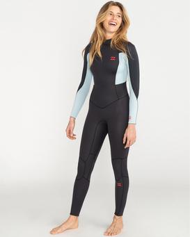 Launch 4/3mm Launch Bz GBS - Back Zip Wetsuit for Women  044G18BIP0