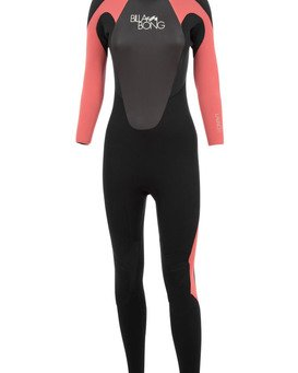 5/4mm Launch - Long Sleeves Steamer Wetsuit for Women  045G01BIPP